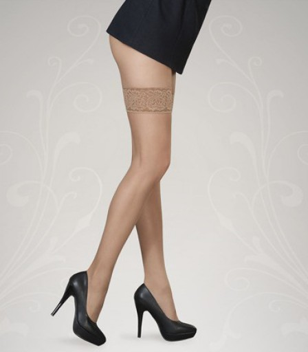 GORTEKS ROSA stockings