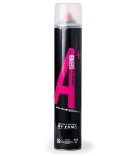PROFESSIONAL BY FAMA BADSH500 Definer Strong Hold Spray