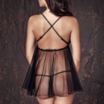 ANAIS JESSICA  nightdress with string
