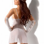 AXAMI V-5149 nightdress with thongs