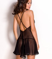 ANAIS NATALI night dress with thongs