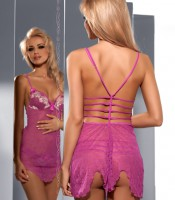 AXAMI V-5269 nightdress with thongs